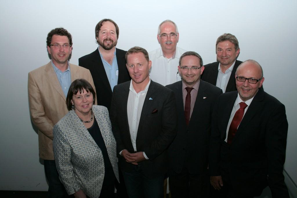 Das neue Präsidium des BDS Bayern